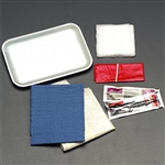 Sklar Wound Closure Tray - Without Instruments