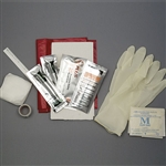 Sklar Wound Care Tray - Case of 30