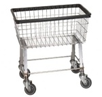 R&B Economy Laundry Cart