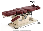Air-Flex Flexion & Distraction Table with optional Auto-Flexion and Auto-Distraction