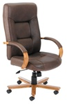 B8911 Executive Leather Chair