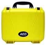 Standard Hard Yellow Carrying Case for Lifeline AED, AUTO