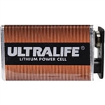 Defibtech 9V Lithium Battery for Lifeline AED, AUTO
