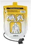 Defibtech Adult Defibrillation Pads Package for Lifeline AED and Lifeline AUTO - 1 Pair