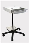 Bovie Aaron ESMS-C Mobile stand for A1250 includes Stand, Bottom & Bottom Tray