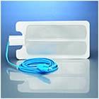 Bovie Aaron ESREC Disposable Split Adult Return Electrode W/2.8M Cable Split, Box/50