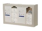 Bowman Glove Box Dispenser - Quad Sterile