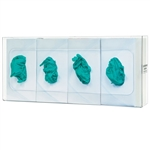 Bowman Glove Box Dispensers - Quad