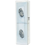 Bowman Double Glove Box Dispenser - Space Saver