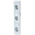 Bowman Triple Glove Box Dispenser - Space Saver