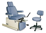 Power Adjustable Deluxe Exam Chair