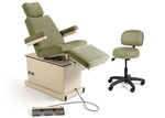 Power Adjustable Podiatry Chair