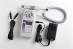 Summit LifeDop 250 Hand-Held Doppler with Display, Recharger & Audio Recorder