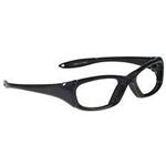 Techno-Aide Sure Guard Eyewear: Black