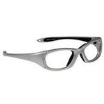Techno-Aide Sure Guard Eyewear: Silver