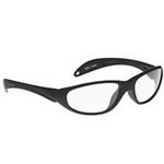 Techno-Aide Ultra Guard Eyewear: Black