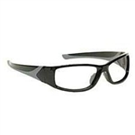 Techno-Aide Turbo Guard Eyewear: Black