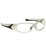 Techno-Aide Turbo Guard Eyewear: Silver
