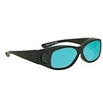 Techno-Aide Cover Guard Laser Multi Eyewear: Light Blue