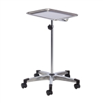 Clinton 5-Leg Mobile Instrument Stand