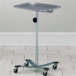 Clinton 4-Leg Heavy Duty Design Mobile Instrument Stand