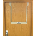 Bowman Door Hanger for Metal Bracketed Fire Doors