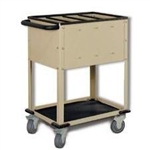 Techno-Aide Small Vet Activity Cart
