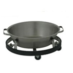 UMF Stainless Steel Stands, Sponge Receptacle, 10qt.