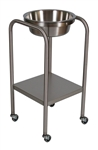 UMF Stainless Steel Single Basin Stand with Shelf