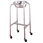 UMF Stainless Steel Single Basin Stand with H-brace