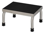 UMF 8376 Single Step Stainless Steel Foot Stool