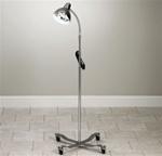 Clinton Gooseneck Exam Lamp with Mobile Base