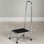 Clinton Bariatric Step Stool with Handrail at Sears.com