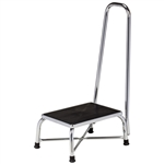 Clinton Large Top Bariatric Step Stool w/ Handrail at Sears.com