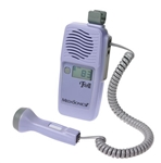 MedaSonics(r) TRIA(tm) Fetal Doppler with Accu-Rate(tm) Display and Interchangeable Probe