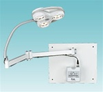 Tri-StarÖ Wall Mount Surgical Lamp