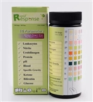 Rapid Response 10 Para Urinalysis Reagent Test Strips (visual read only)