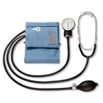 AnD LifeSource Aneroid Blood Pressure Monitors, Aneroid Home BP Kit/Attached Stethoscope at Sears.com