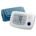 AnD LifeSource Digital Blood Pressure Monitors without Cuff (for Healthy Heart Display), One Step Auto-Inflation