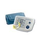 AnD LifeSource Digital Blood Pressure Monitors without Cuff (for Healthy Heart Display), One Step Plus Memory