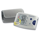 AnD LifeSource Digital Blood Pressure Monitors with MEDIUM Cuff, Quick Response with Easy-FitÖ Cuff w/AC Adapter