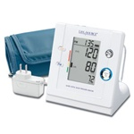 AnD LifeSource Digital Blood Pressure Monitors with MEDIUM Cuff, Premium Automatic with AM/PM TimeWiseÖ Tracking Technology