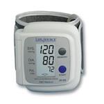 AnD LifeSource Digital Wrist Monitors, Wrist Auto-Inflation: cuff size 5.3' - 7.7' (13.5 - 19.6 cm)