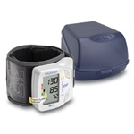 AnD LifeSource Digital Wrist Monitors, Advanced Memory Wrist Monitor: cuff size 5.3' - 8.5' (13.5 - 21.6 cm)