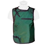 Techno-Aide Male Vest-Guard with Lightweight Lead