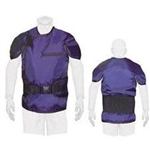Techno-Aide Male Opti Guard Vest with Lightweight Lead