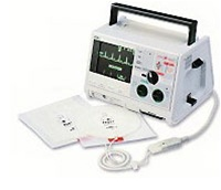ACLS with SPO2, Reusable Sensor, 8' Cable and 12-Lead with 1 Step Cable And EtCO2 Sensor