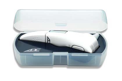 Zippered nylon storage case