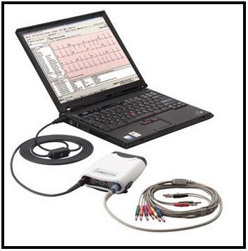 PC Based ECG machine