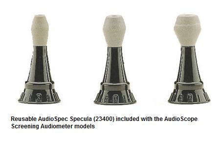 Reusable Audio Spec Specula